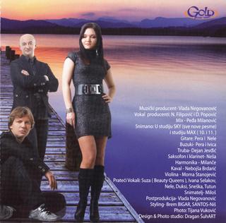 Medeni Mesec - Diskografija R-735124