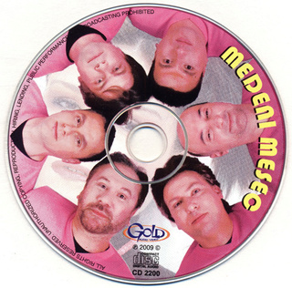 Medeni Mesec - Diskografija R-735126