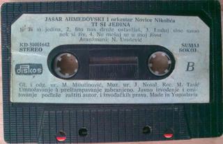 Jasar Ahmedovski - Diskografija R-755519