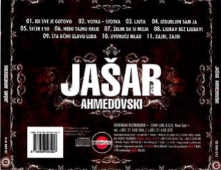 Jasar Ahmedovski - Diskografija R-755525