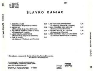 Slavko Banjac - Diskografija  R-756914