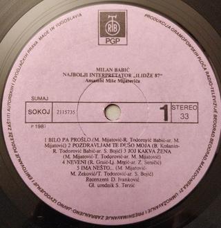 Milan Babic - Diskografija 2 R-757312