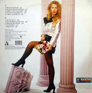 Radmila Misic - Diskografija R-761910