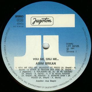 Asim Brkan - Diskografija 2 R-763315