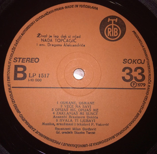 Nada Topcagic - Diskografija R-763612