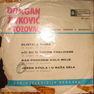 Predrag Zivkovic Tozovac - Diskografija R-764511