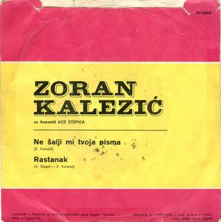 Zoran Kalezic - Diskografija R-765617