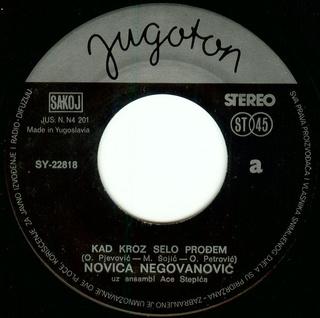 Novica Negovanovic - Diskografija R-765619