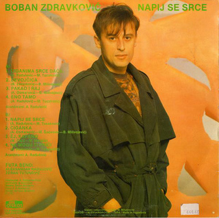 Boban Zdravkovic - Diskografija R-766025