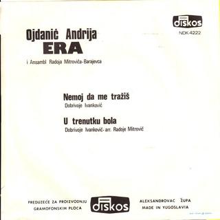 Andrija Era Ojdanic - Diskografija R-767010