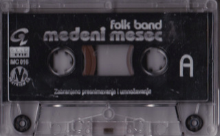 Medeni Mesec - Diskografija R-769511