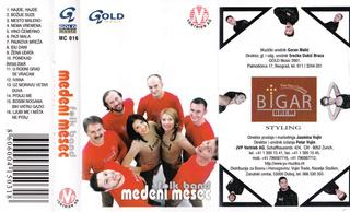 Medeni Mesec - Diskografija R-769513