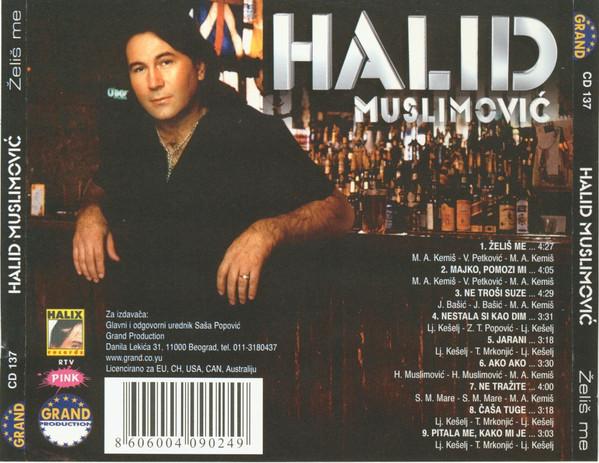 Halid Muslimovic - Diskografija R-770912