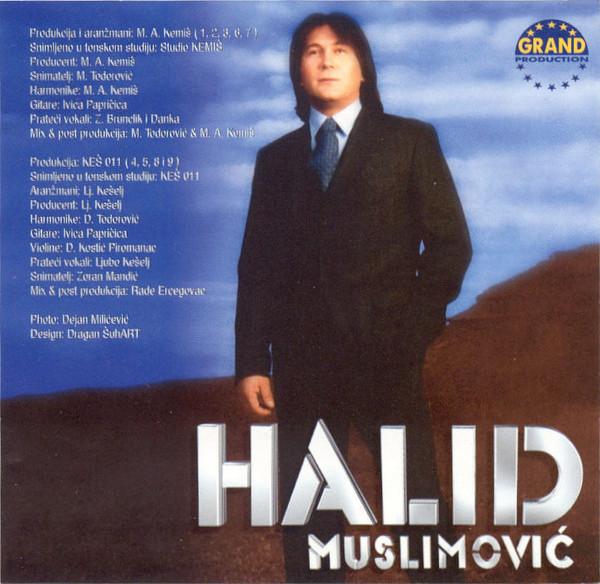 Halid Muslimovic - Diskografija R-770914