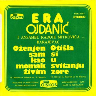 Andrija Era Ojdanic - Diskografija R-771311