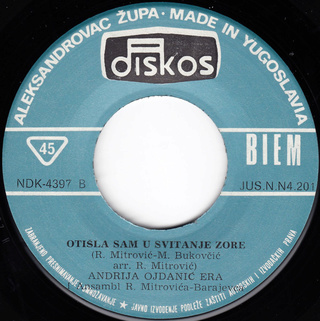 Andrija Era Ojdanic - Diskografija R-771313