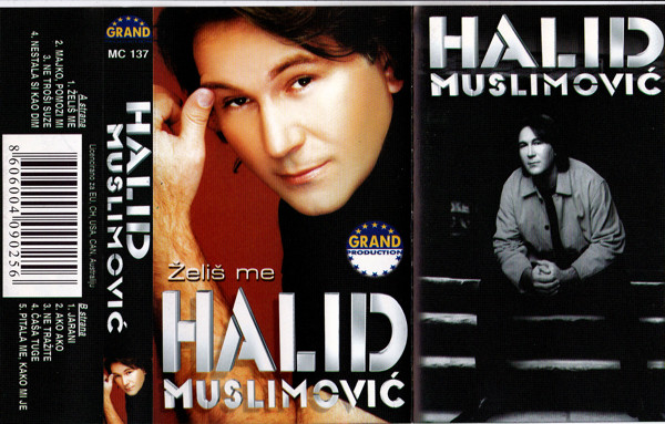 Halid Muslimovic - Diskografija R-772810