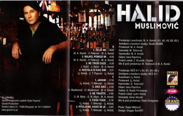 Halid Muslimovic - Diskografija R-772811
