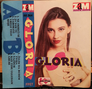 Gloria (Vesna Blagojevic) - Diskografija  R-776316