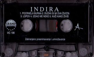 Indira Radic - Diskografija R-781212