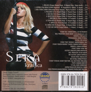 Seka Aleksic - Diskografija R-781616