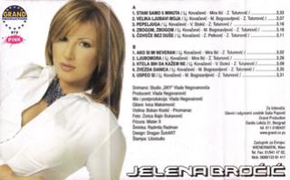 Jelena Brocic -Diskografija R-783713
