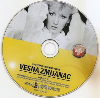 Vesna Zmijanac - Diskografija R-784213
