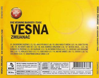 Vesna Zmijanac - Diskografija R-784214