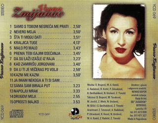 Vesna Zmijanac - Diskografija R-784216