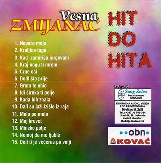 Vesna Zmijanac - Diskografija - Page 2 R-784220