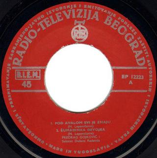 Predrag Gojkovic Cune - Diskografija  R-785413