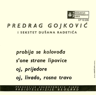 Predrag Gojkovic Cune - Diskografija  R-786610