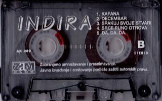 Indira Radic - Diskografija R-786821