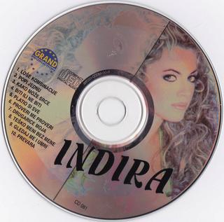 Indira Radic - Diskografija R-787012