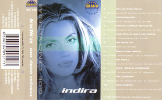 Indira Radic - Diskografija R-787017