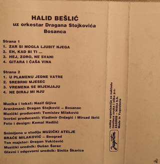 Halid Beslic - Diskografija R-788512