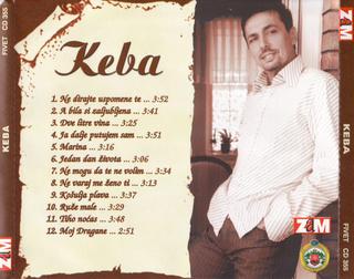 Dragan Kojic Keba - Diskografija R-790312