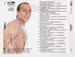 Dzej Ramadanovski - Diskografija  R-790315