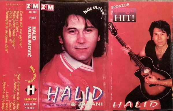 Halid Muslimovic - Diskografija R-792310