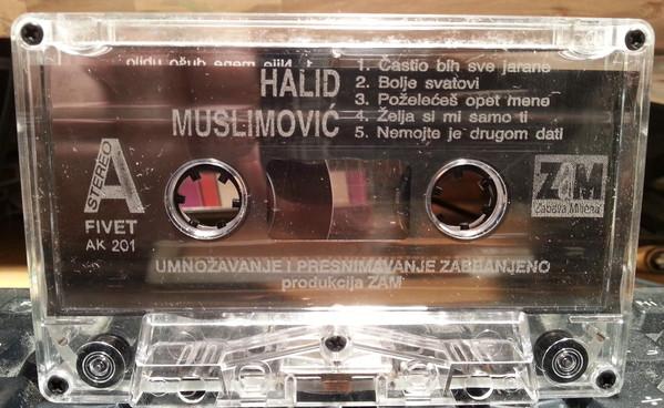 Halid Muslimovic - Diskografija R-792311