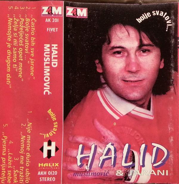 Halid Muslimovic - Diskografija R-792312