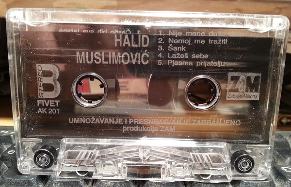 Halid Muslimovic - Diskografija R-792313