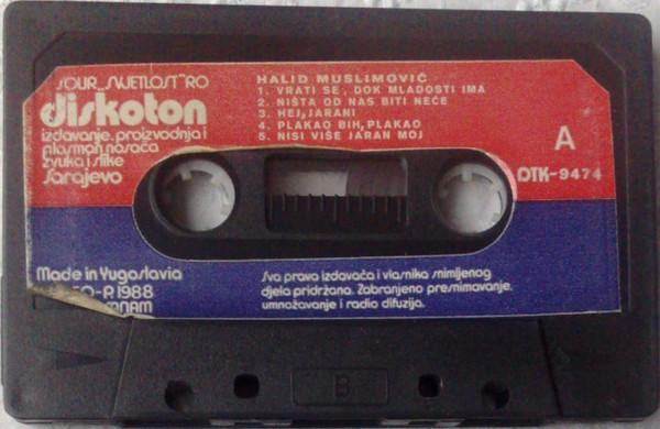 Halid Muslimovic - Diskografija R-804012