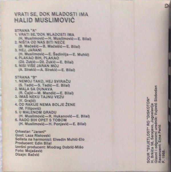 Halid Muslimovic - Diskografija R-804013