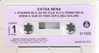 Extra Nena ( Snezana Beric ) - Diskografija  R-804026