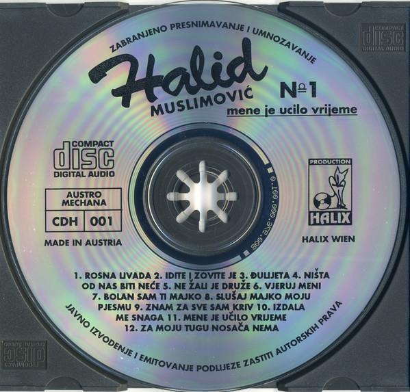 Halid Muslimovic - Diskografija R-807310