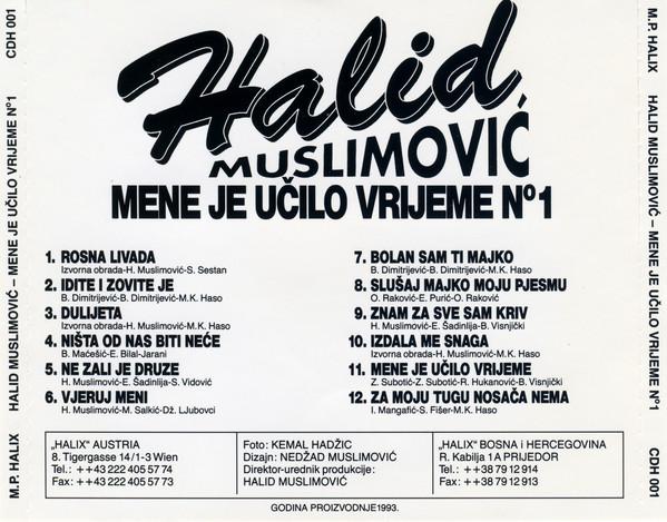 Halid Muslimovic - Diskografija R-807311