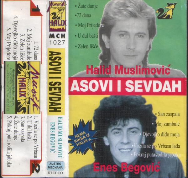 Halid Muslimovic - Diskografija R-807410
