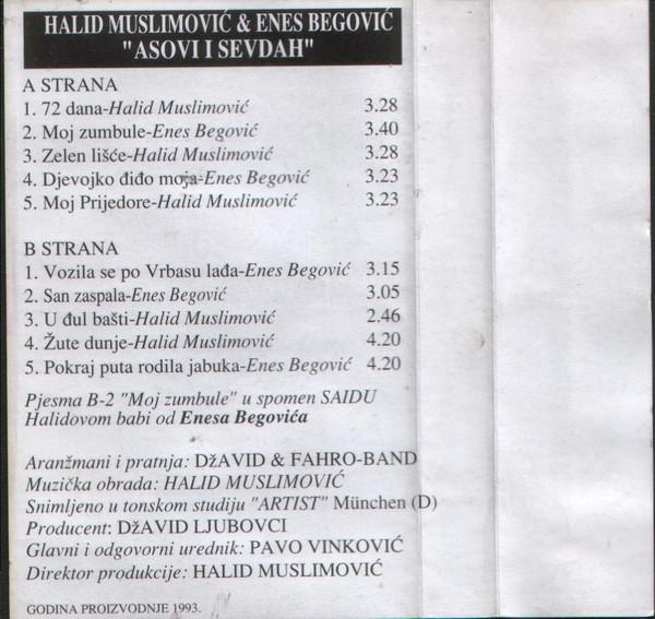 Halid Muslimovic - Diskografija R-807413