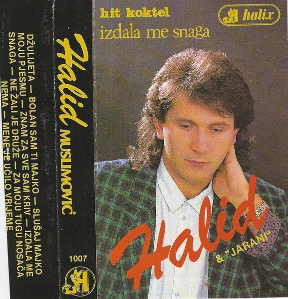 Halid Muslimovic - Diskografija R-807510